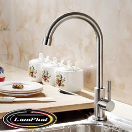 Vòi rửa bát nóng lạnh chất liệu sus304 Mã VB 29 giá 580